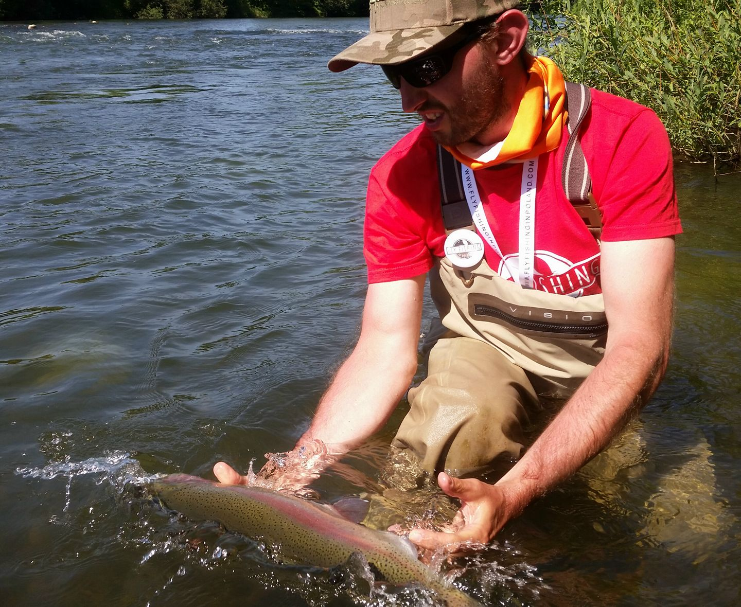 C&R fishing - Best fly fishing in Poland