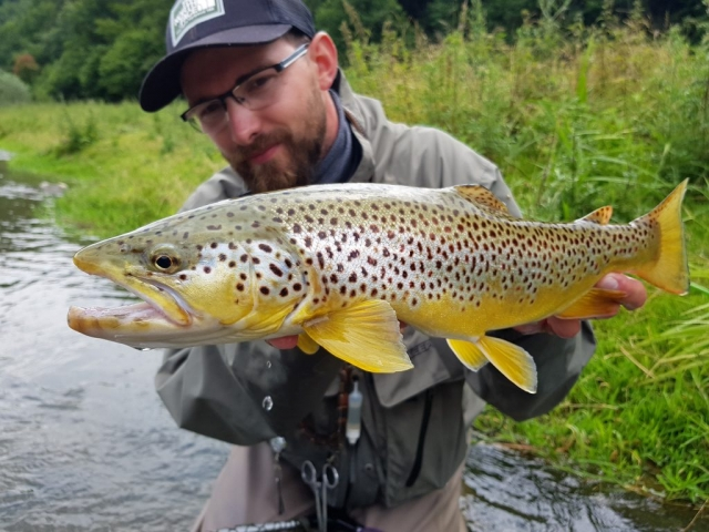 The North Face cap - fly fishing trips