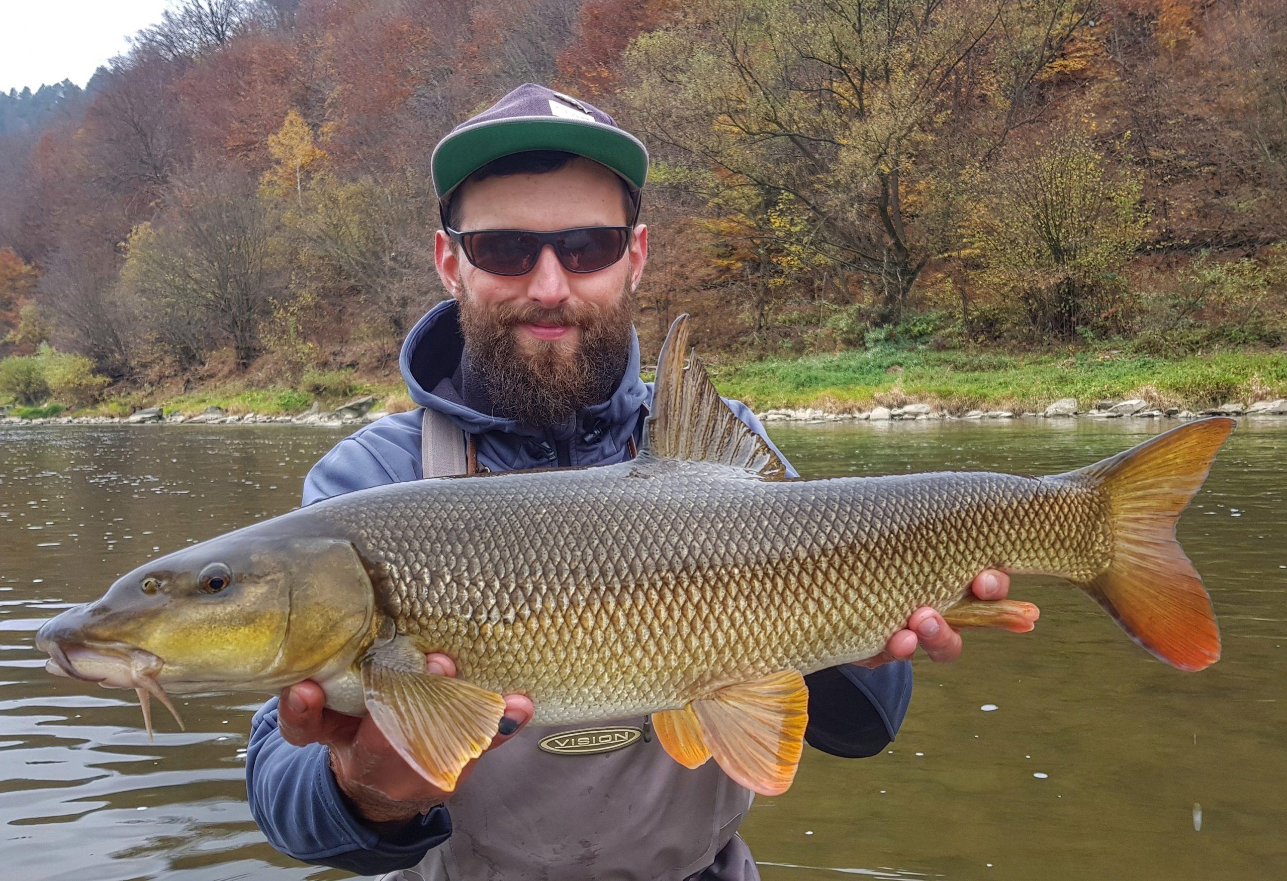 Mountain rivers in Europe - no kill fishing