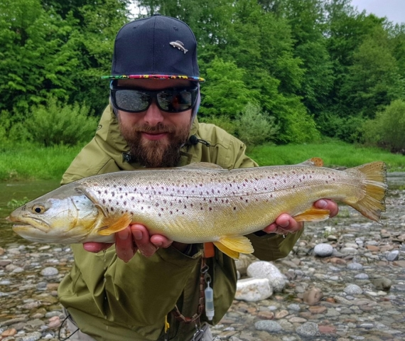 Trout & grayling fly fishing adventure - fly fishing trips