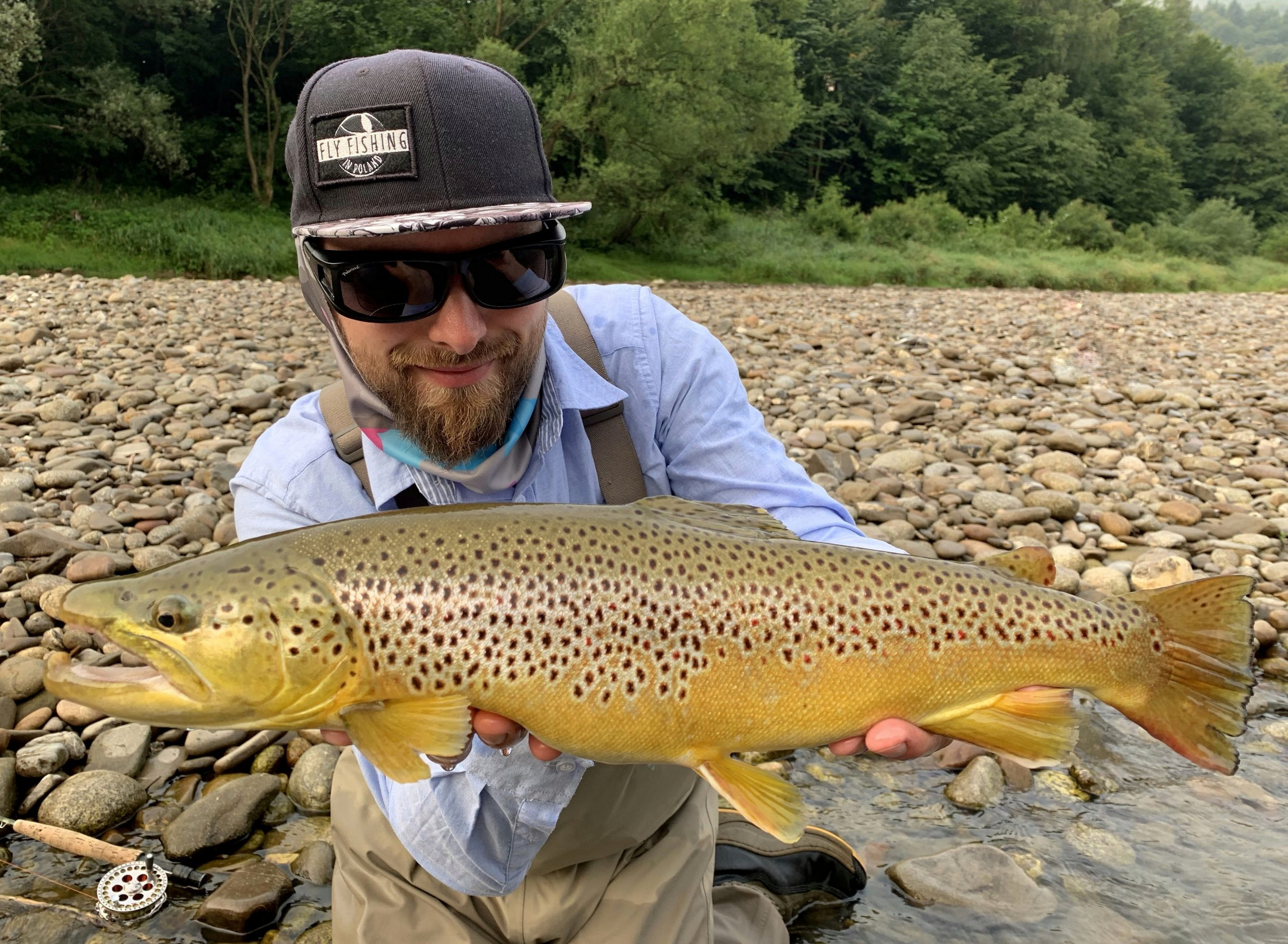 All inclusive fly fishing Europe - Poland