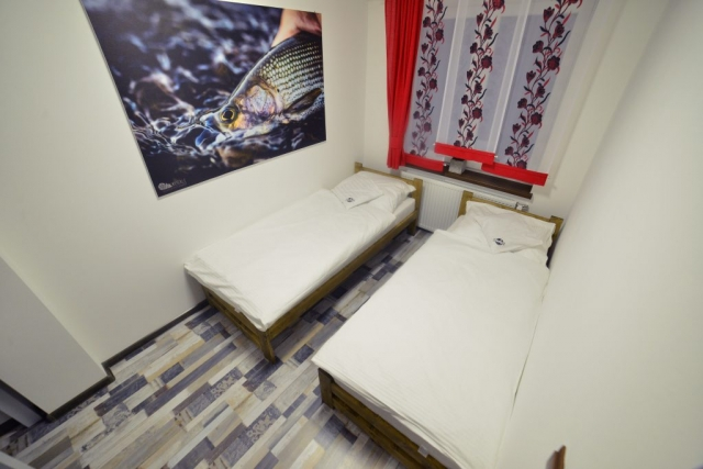 Accommodation in Fly Fishing in Poland lodge