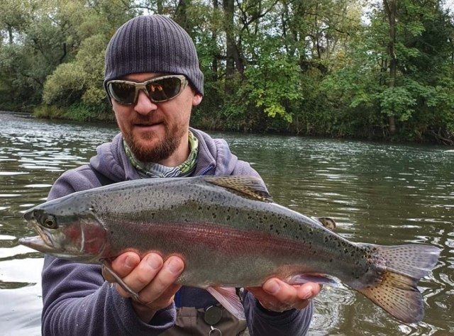 Vah River - Slovakia - Fly fishing guide