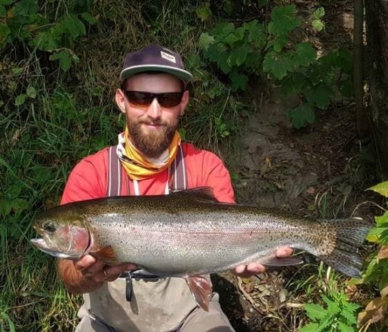 Rainbow Trout - Slovakia Fly Fishing
