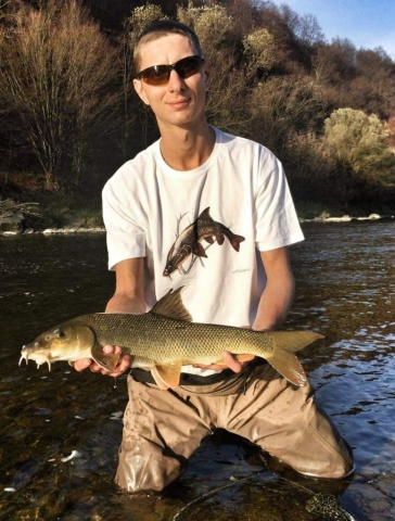 Poprad River - Vision fishing equipement