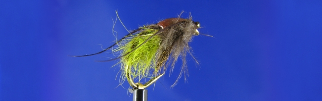 Pupa CDC, dubbing for wet fly, body stretch, UV Deer Creek