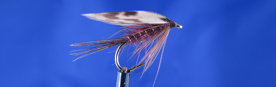 March Brown Variant, wet fly for rout - fly fishing