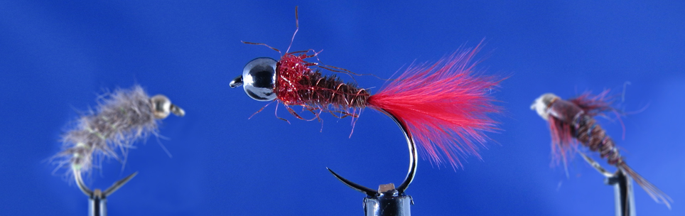 Set for trout - the best patterns for trout