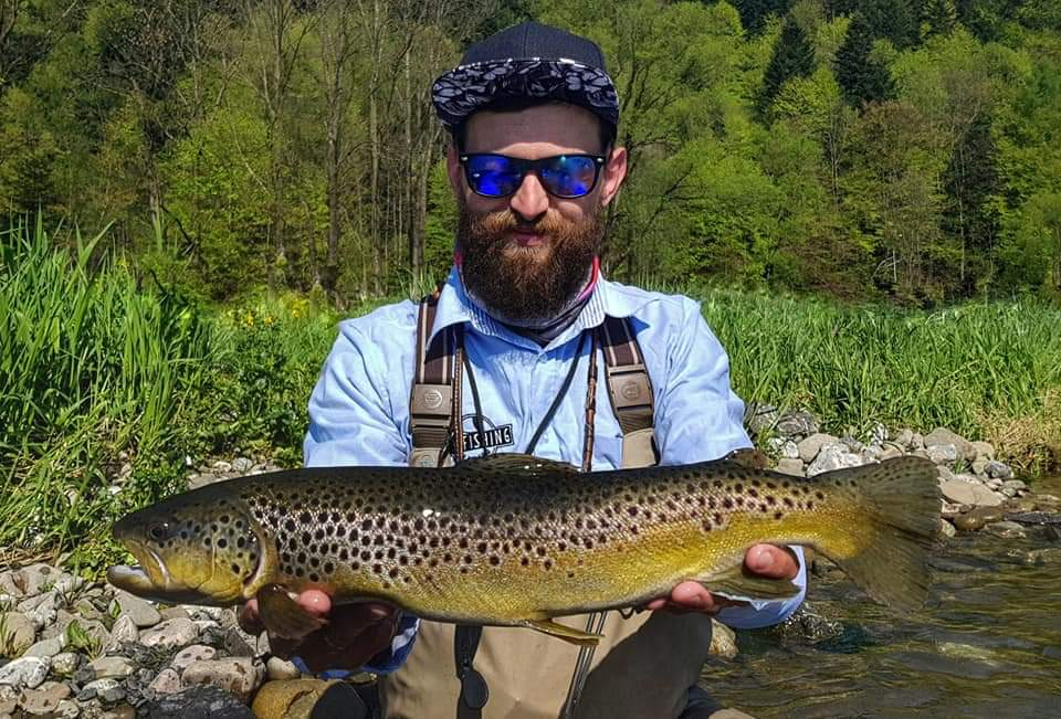 Brown Trout Dunajec River Fishing Guide