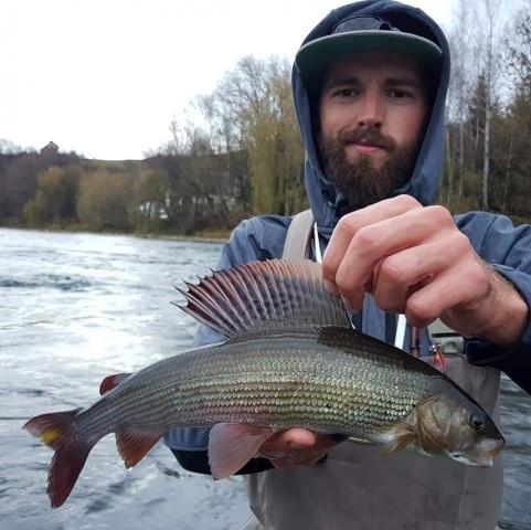 Grayling trips Kraków Fly Fishing