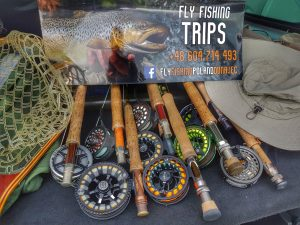 Fly fishing trips is what we do the best.