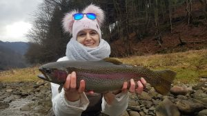 Season for trout officially open!
