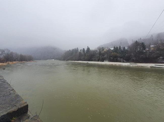 Dunajec River 04.02.2020