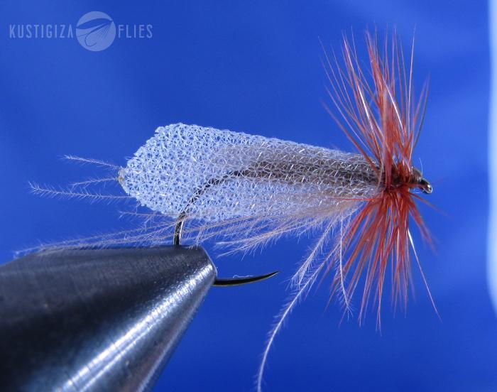 Dry Caddis Variant – WK